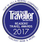 conde nast readers travel award 2017
