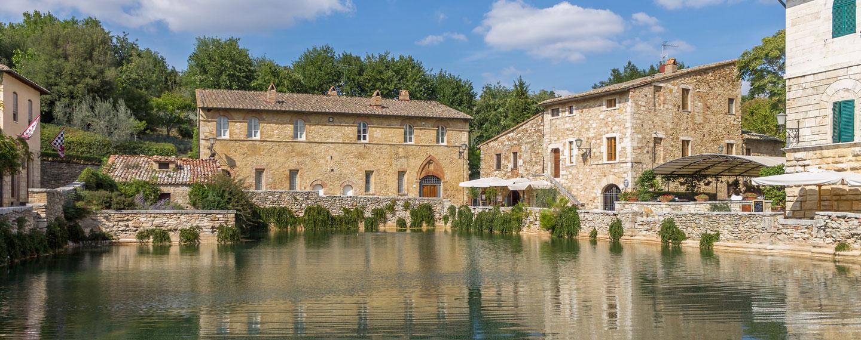 Bagno Vignoni Travel Guide Tuscany Now More