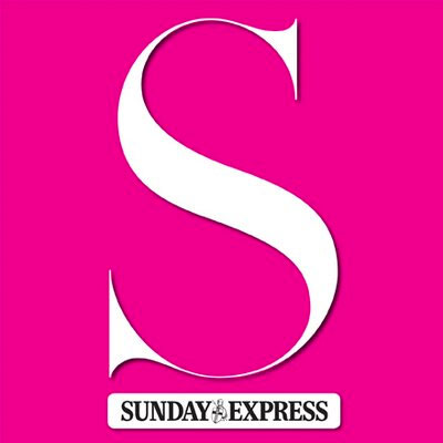 Sunday express magazine logo