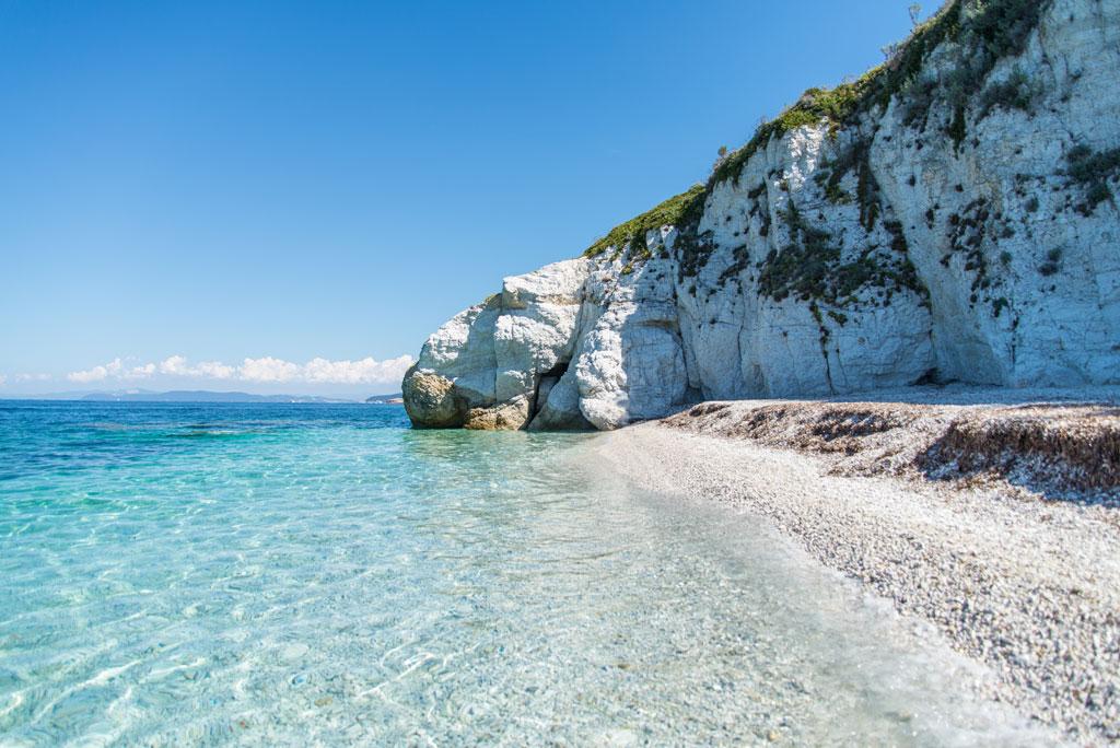 Capo Bianco beach Portoferraio - Elba Island - Tuscany