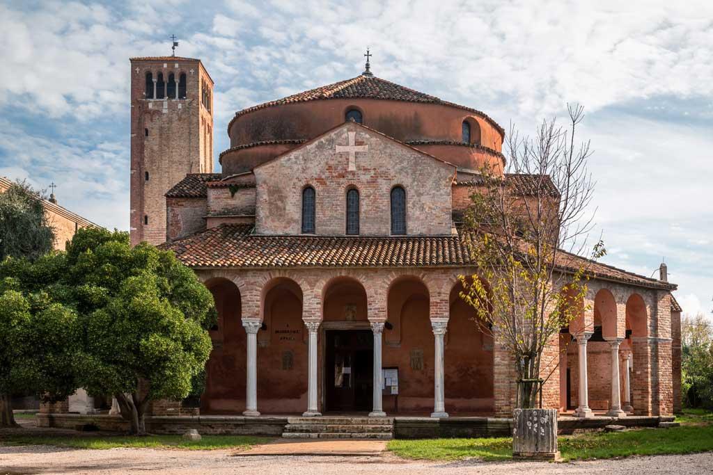 Church of Santa Maria Assunta on the island of Torcello