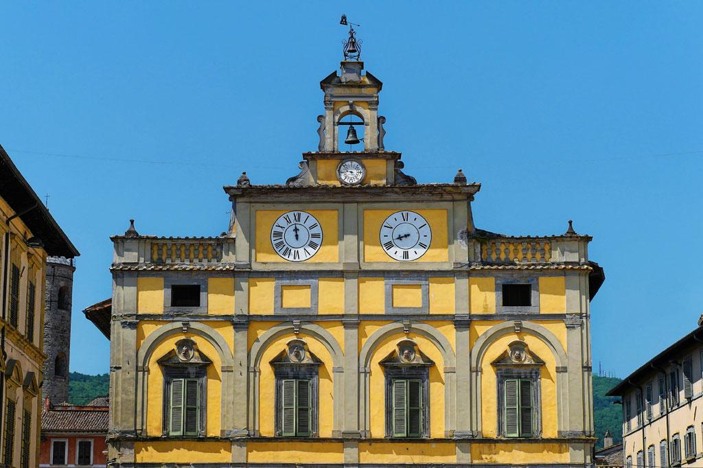Palazzo del Podestà, Citta di Castello, Umbria