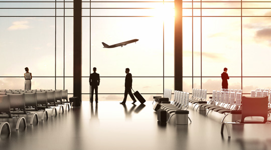 travel insurance airports