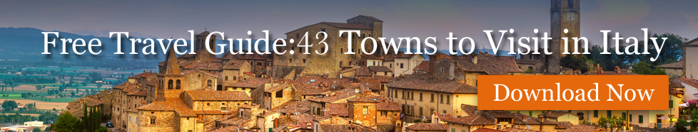 Free travel guide 43 towns to visit in italy