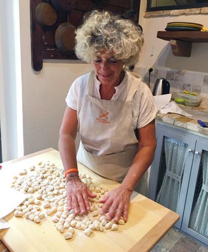Chef Lorena Autuori