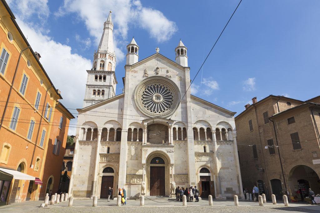Duomo di Modena, Italy