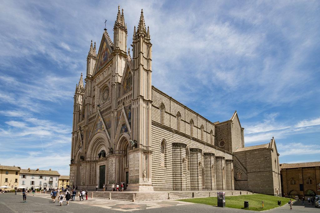 Duomo di Orvieto, Italy