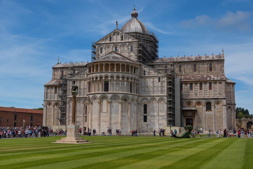 Duomo di Pisa, Italy
