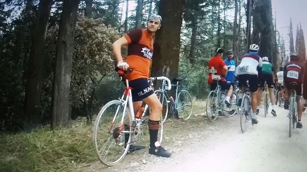 Eroica biking