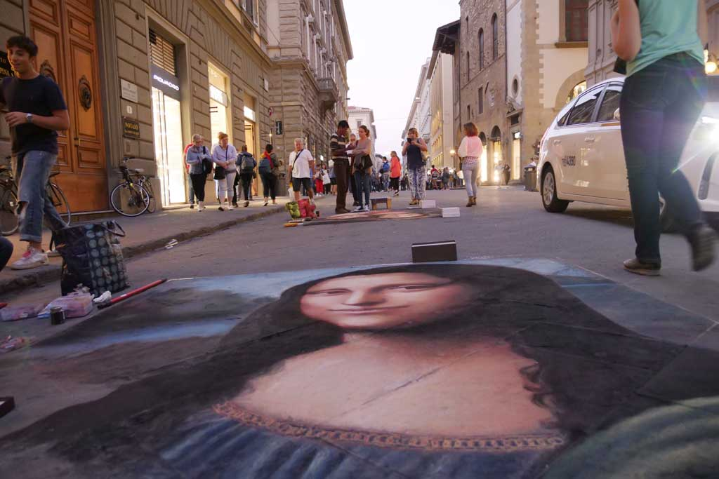 local artists in florence
