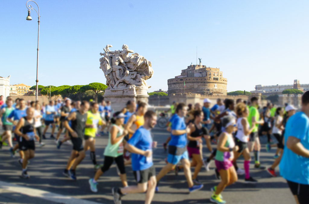 Anniversary of Caesar's death: March 15 marathon in Rome