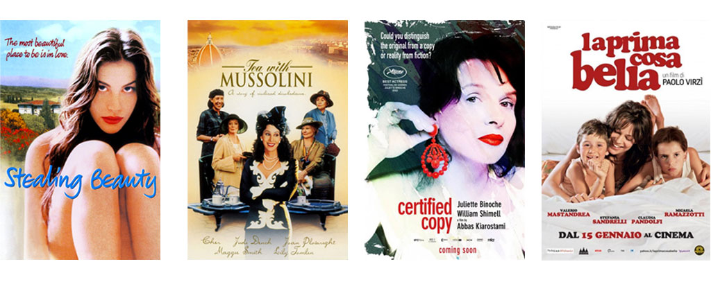 4 Movies to watch before visiting Tuscany