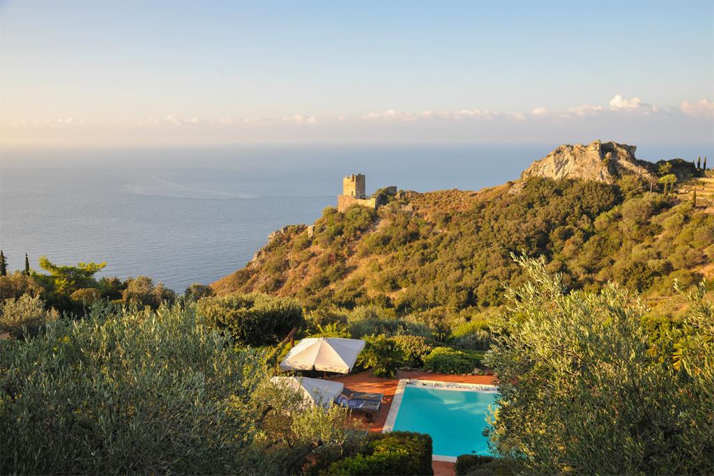 Passo Reo Villa Tuscany Coast