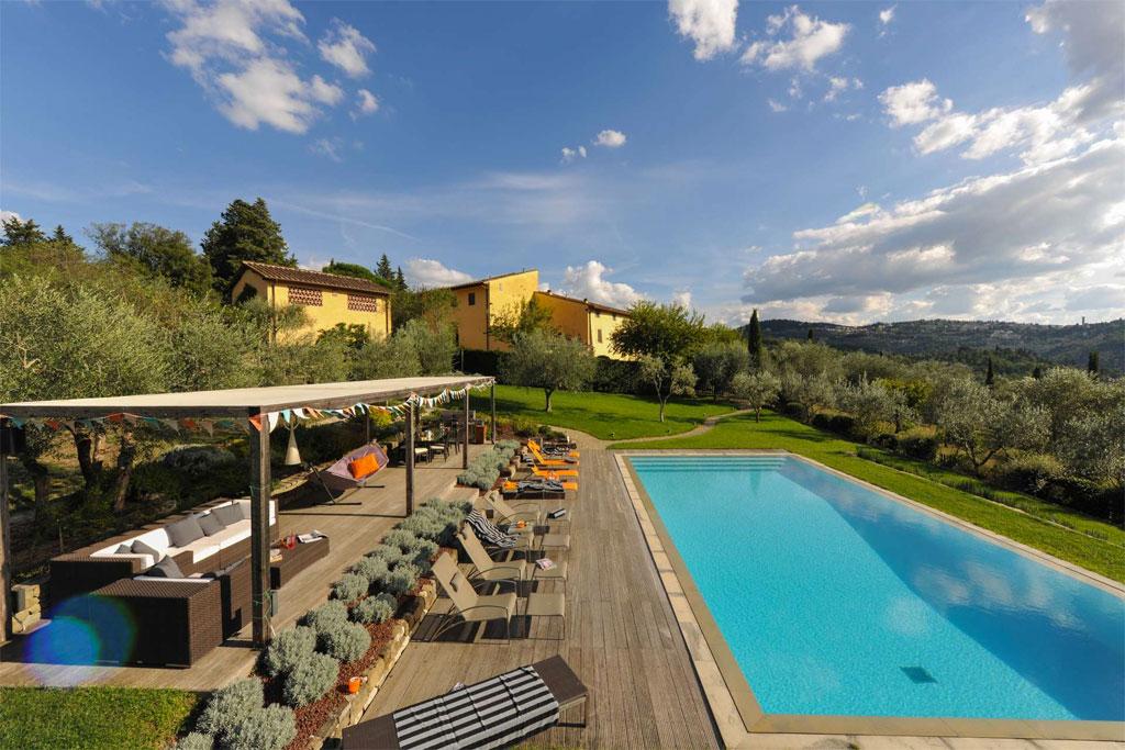 Podere Nuccioli Luxury villa near Florence