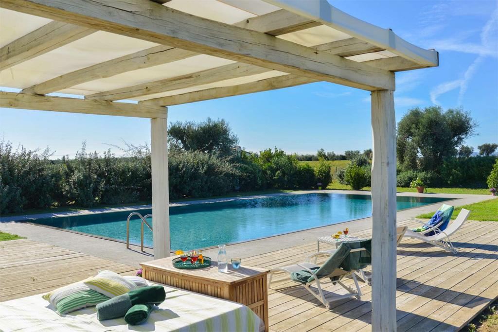 Poggio Elente luxury villa in Tuscany