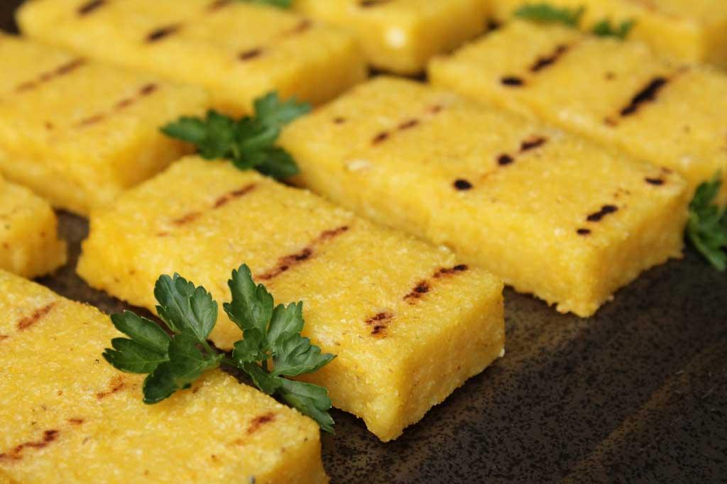 Polenta, venice food
