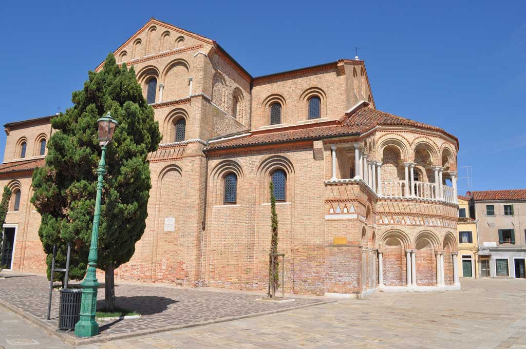 San Pietro Martire, Venice