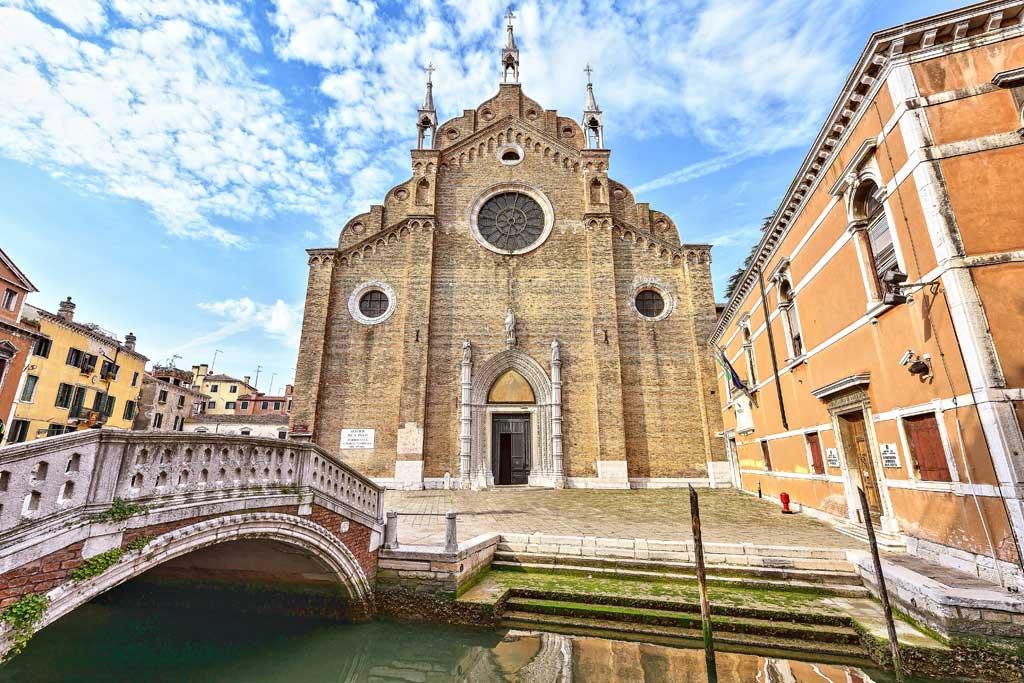 Santa Maria Gloriosa dei Frari, Dorsoduro