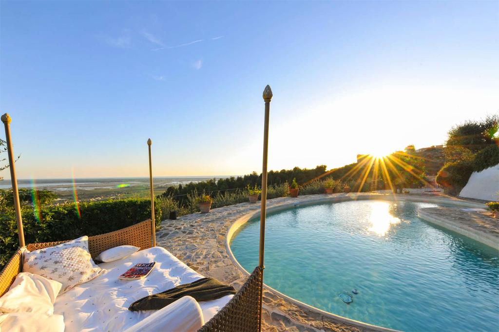 Santa Restola luxury villa in Tuscany