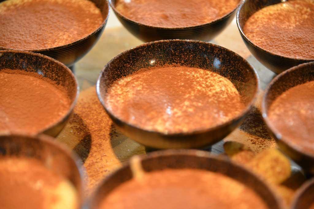 Tiramisu, venice food