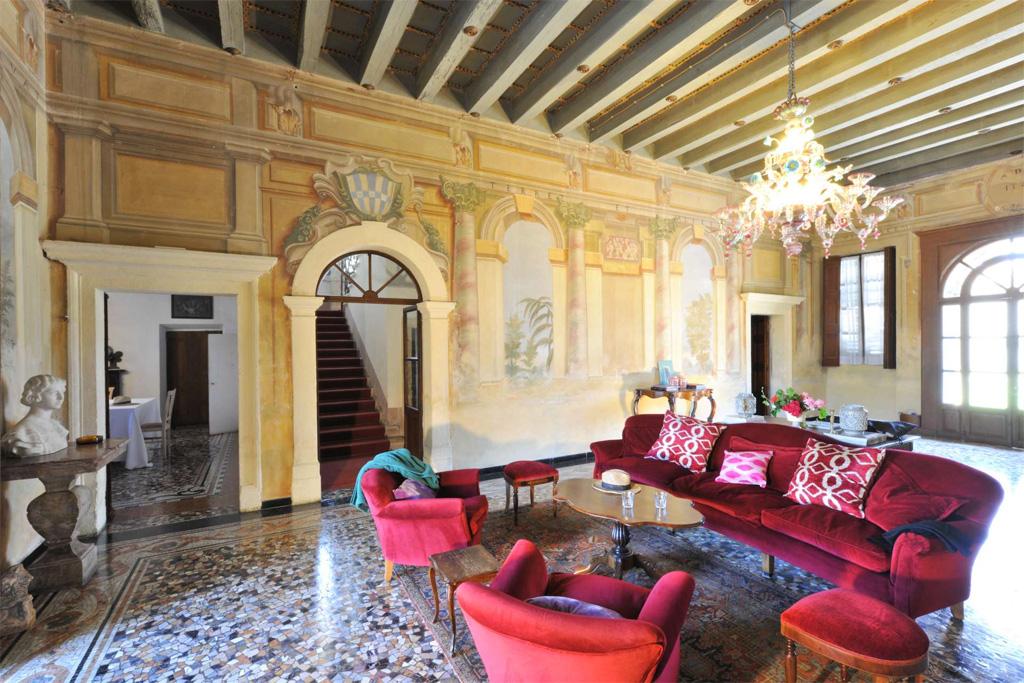 Villa Zambonina luxury villa near Venice