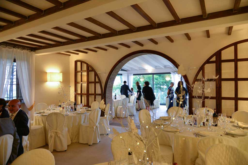 Wedding at Villa Ostignano