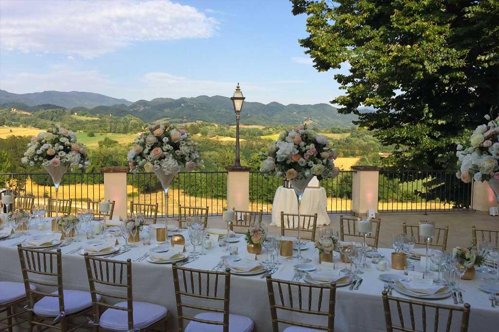 Weddings at Villa Atena