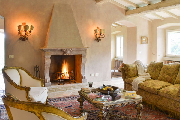 Palazza Serena, Luxury villa in Umbria