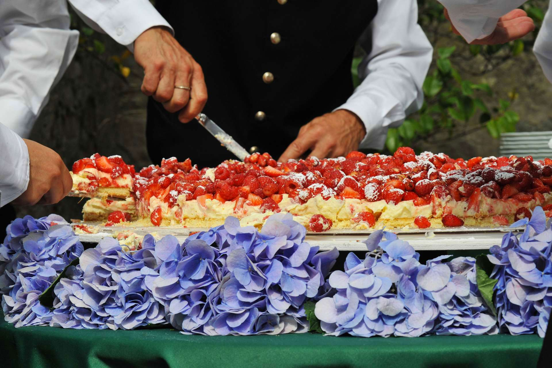 A Traditional Tuscan Wedding Feast