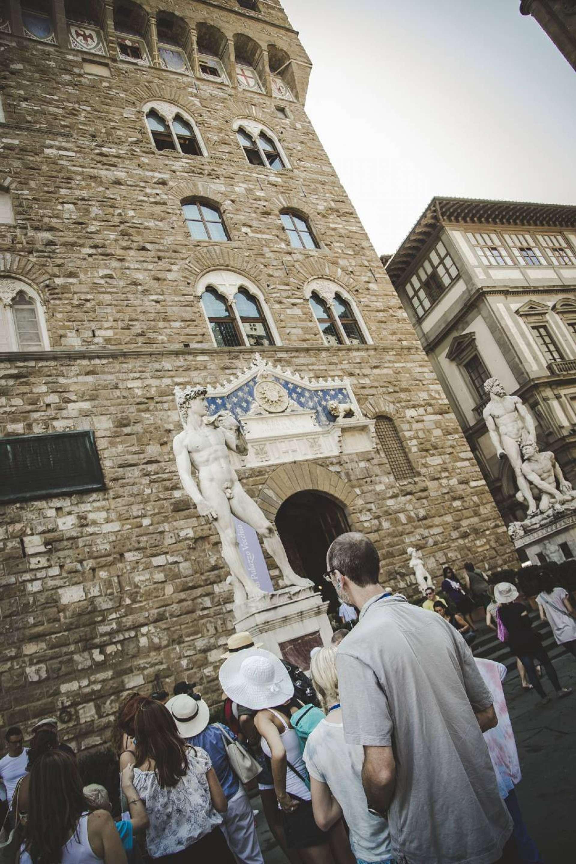 Uffizi & Florentine Squares