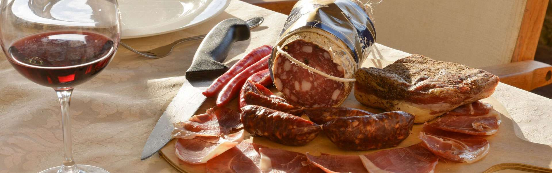 Tuscan Cured Meats: What are they and what's the difference?