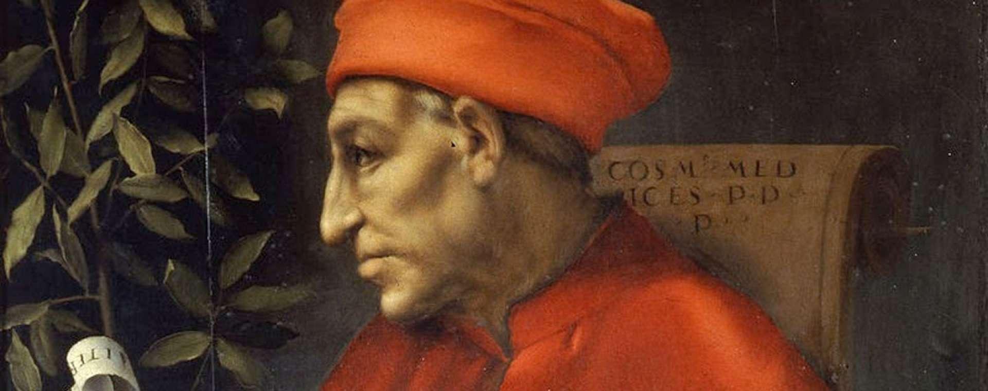 Cosimo de' Medici: Netflix vs. Real Life