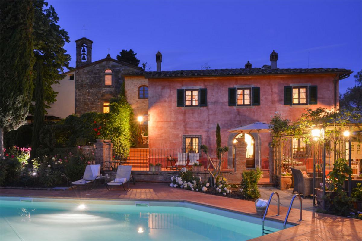 Rosso Fiorentino, San Gimignano. Tuscany.