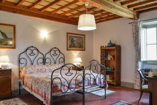 Villa di Bonorlo - The other first floor bedroom available from 2016