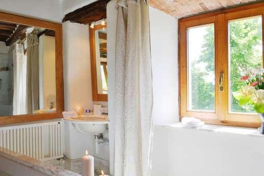 Il Trebbio - Bathroom.
