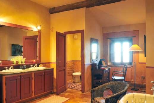 I Poggi  - En suite bathroom.