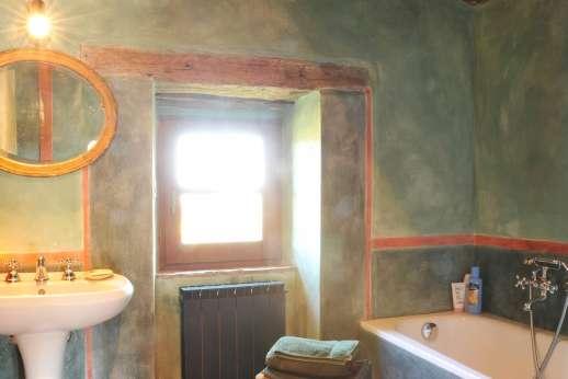 I Poggi  - Pool house bathroom.