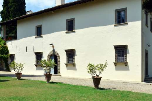 Villa di Citille - Villa Di Citille is the main body of a beautiful 15th century villa