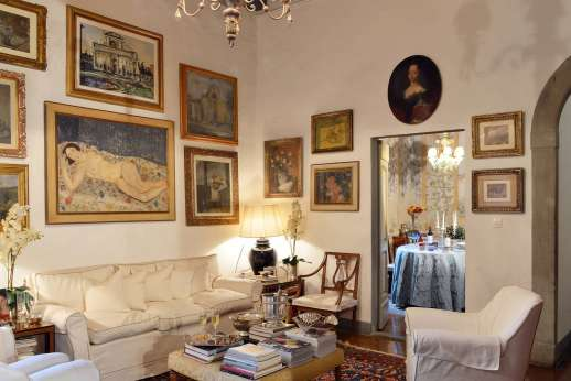 Villa di Citille - A beautifully traditional villa