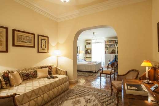 La Luna - Bedroom suites joining the double bedroom