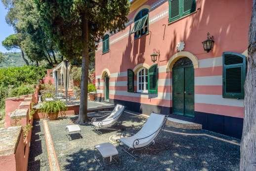 Villa Paraggi - Outside terrace
