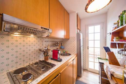 Villa Paraggi - Dependance kitchen