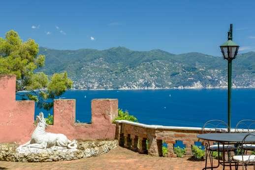 Villa Paraggi - Villa Paraggi an amazinf coastline villa