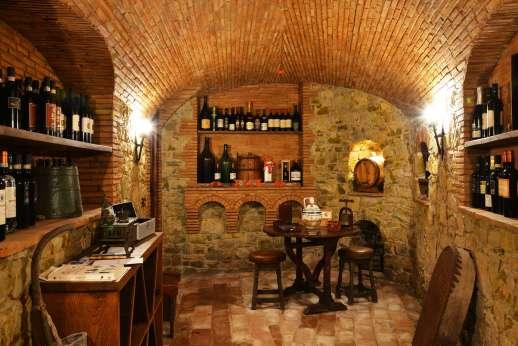 Poggitello - The wine cellar Poggitello