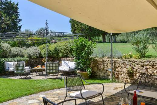 Podere Santa Giulia  - A welcoming home with all the modern comforts inside and out.