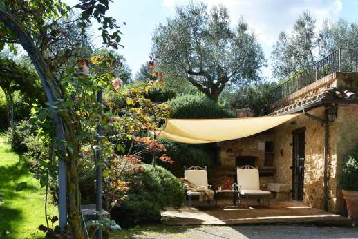 Podere Santa Giulia  - The second Guest house.