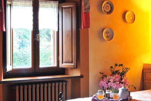 Podere Santa Giulia  - Warm, and comfortable home.