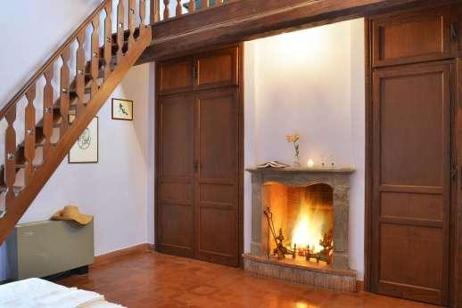 Tenuta il Poggio - Another of the bedroom.