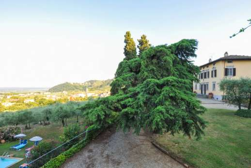 Villa Poggio ai Cipressi - Tranquil and private location on a hillside.