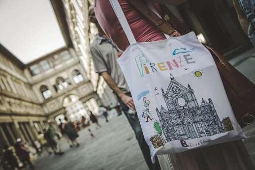 Uffizi & Florentine Squares - Making memories visiting basilicas in Florence